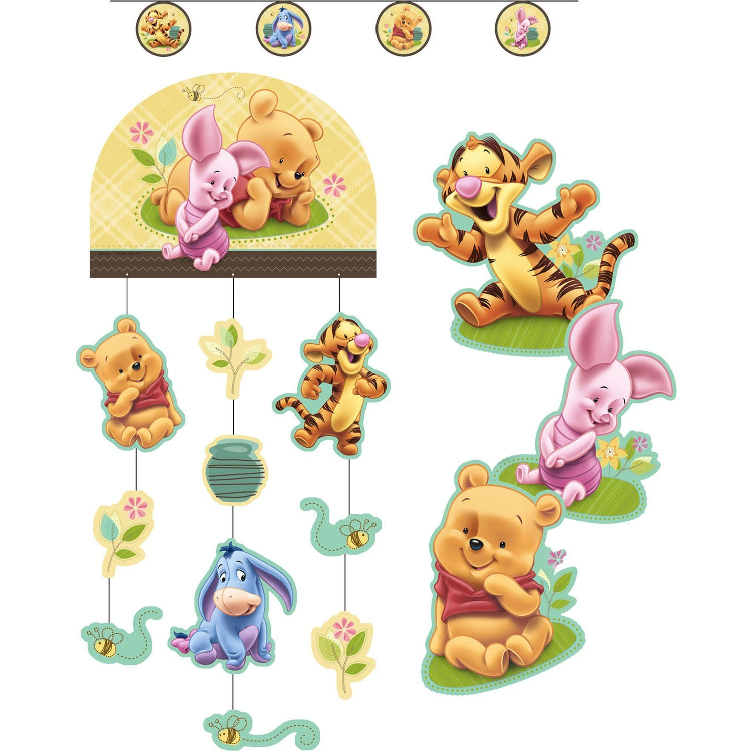 Baby Pooh ABC Party Supplies Your One Stop Specialty Store